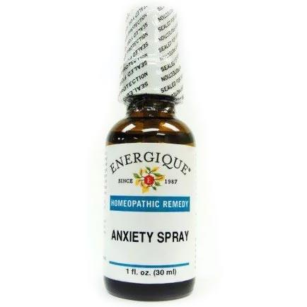 bottle of Anxiety Spray.