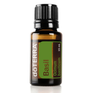 Basil Essential Oil by doTerra.