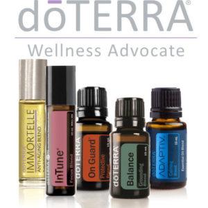 dōTERRA® Essential Oils on Essential-Vitamins™
