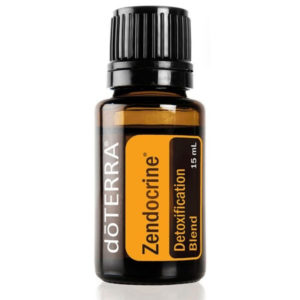Zendoctrine Essential Oil blens by doTerra.
